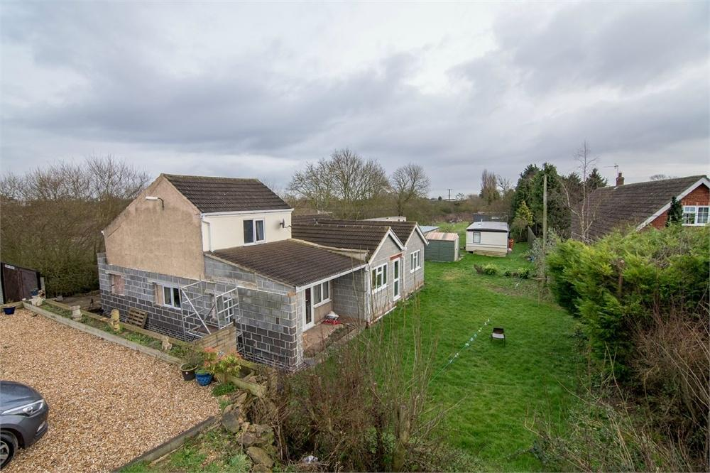 4 Bedrooms Detached House for sale in Trader Bank, Sibsey, Boston, Lincolnshire