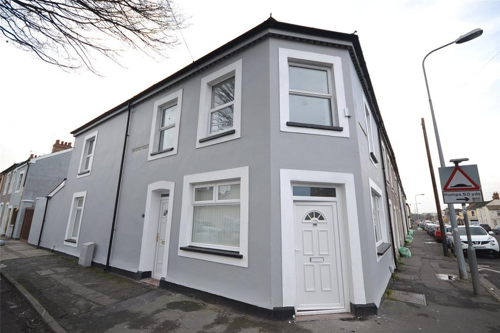 2 Bedrooms Apartment Flat for sale in Holmesdale Street, Grangetown, Cardiff, CF11