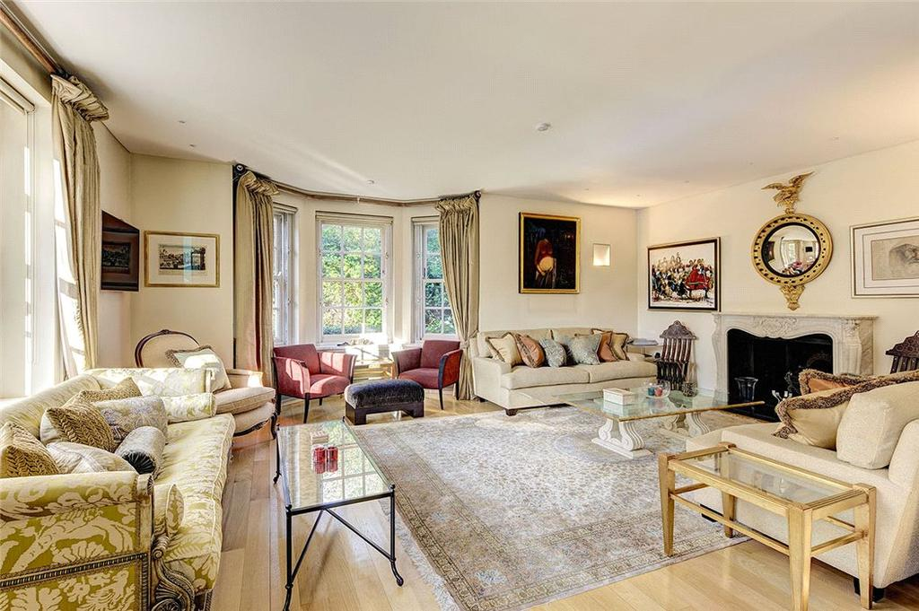 4 Bedrooms Flat for sale in St Stephens Close, Avenue Road, St John's Wood, London, NW8