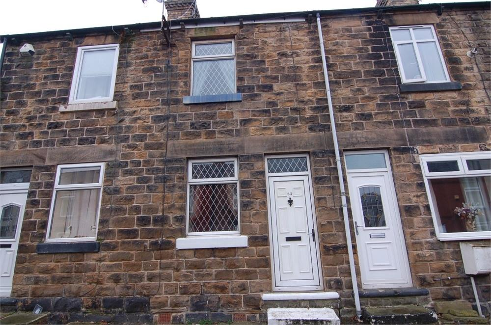 2 Bedrooms Terraced House for sale in Blythe Street, Wombwell, BARNSLEY, South Yorkshire