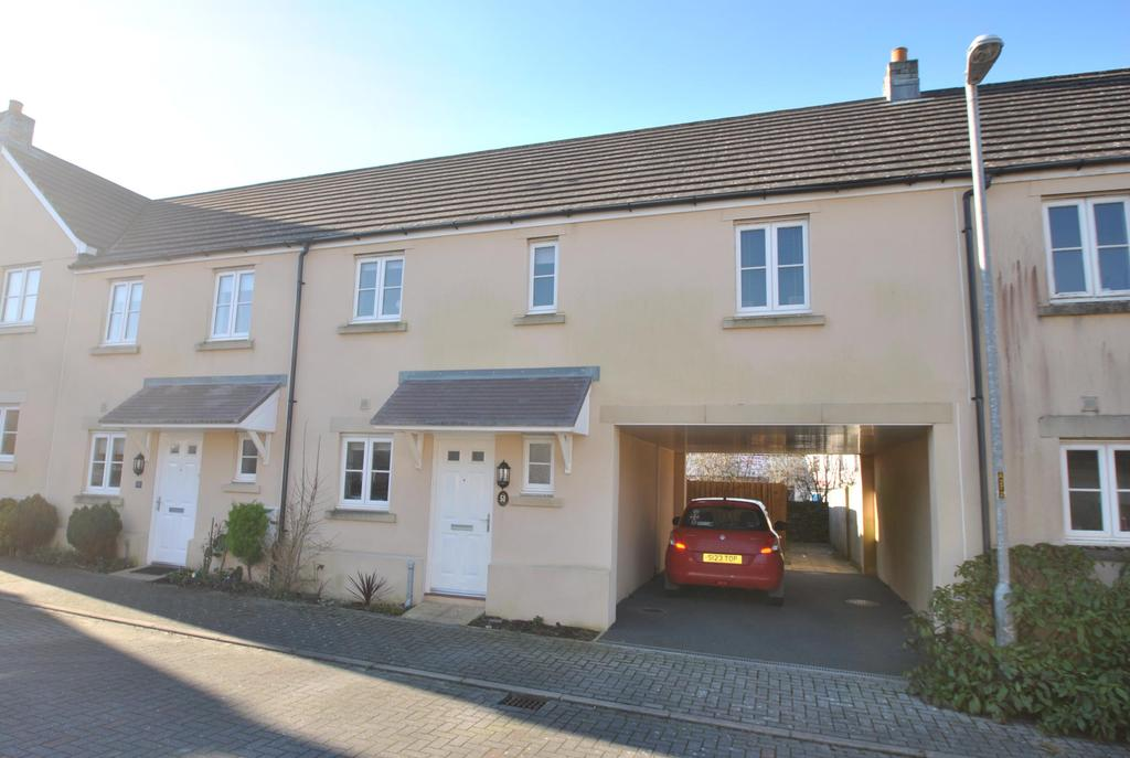 3 Bedrooms Terraced House for sale in Weeks Rise, Camelford
