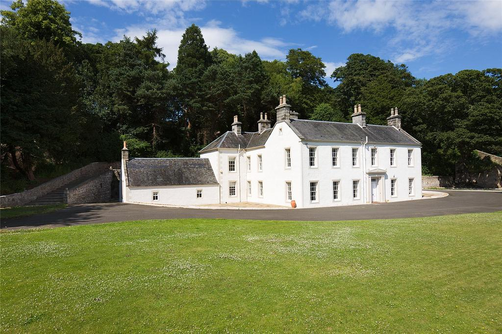 9 Bedrooms Detached House for sale in Balgownie Mansion House, Culross, Dunfermline, Fife, KY12