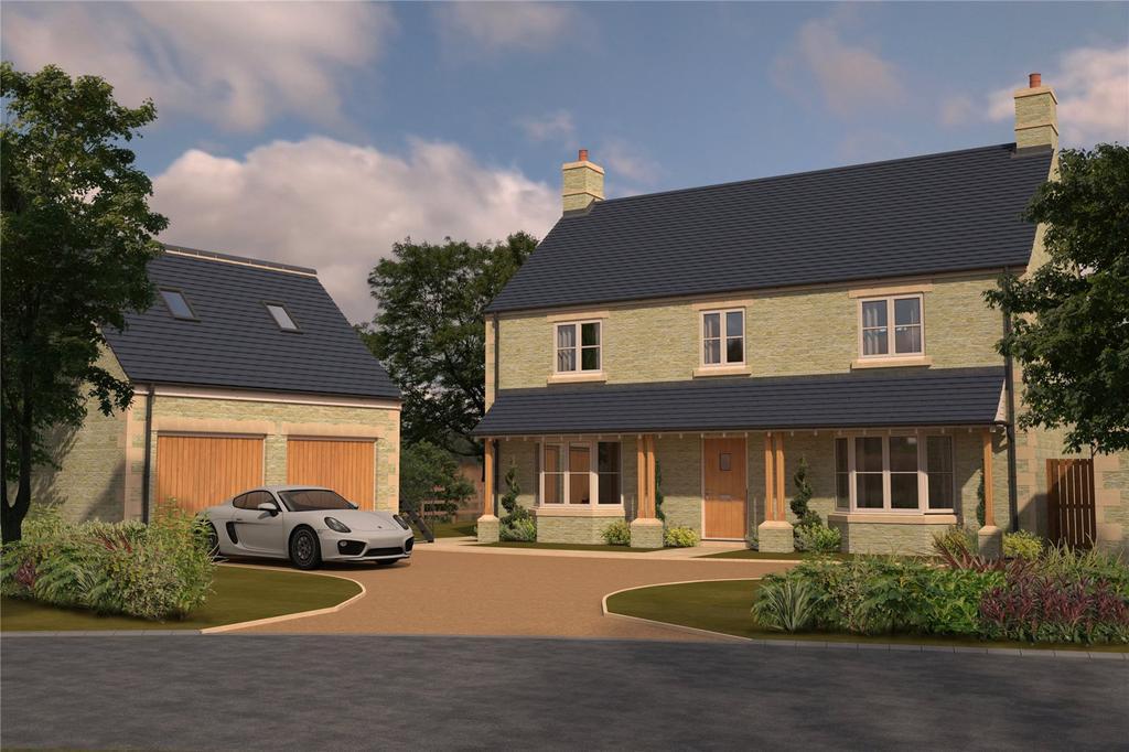 4 Bedrooms Detached House for sale in Plot 1, Hodgson Close, Wellhead Lane, Nocton, LN4