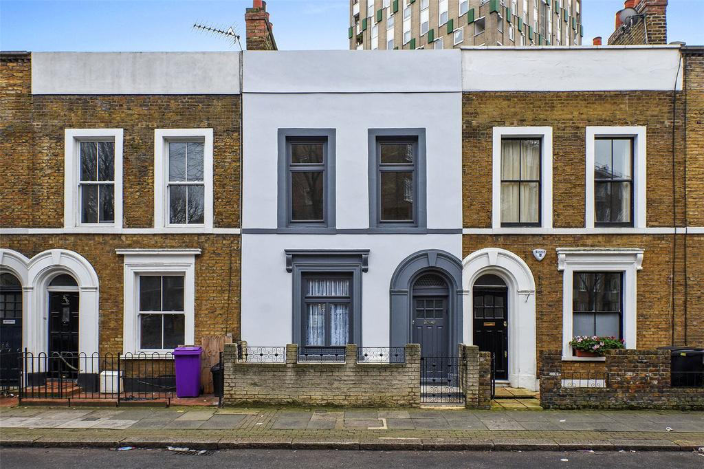 3 Bedrooms House for sale in Old Ford Road, Bethnal Green, London, E2