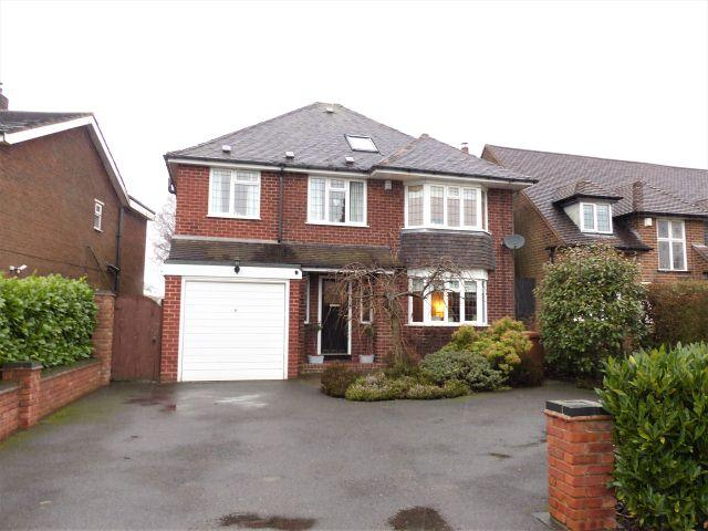 5 Bedrooms Detached House for sale in Lazy Hill Road,Aldridge,Walsall