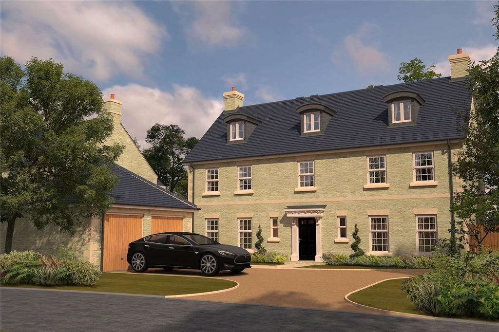 6 Bedrooms Detached House for sale in Plot 2, Hodgson Close, Wellhead Lane, Nocton, LN4