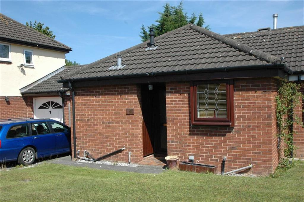 1 Bedroom Semi Detached Bungalow for sale in Church Croft, Dodleston, Chester