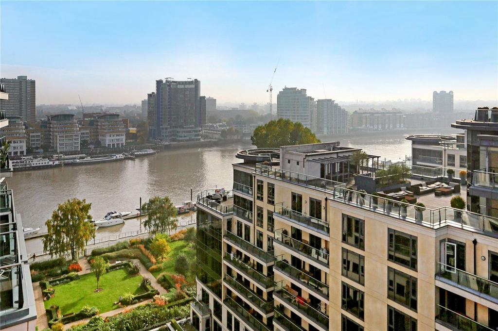 3 Bedrooms Penthouse Flat for sale in Fountain House, The Boulevard, London, SW6