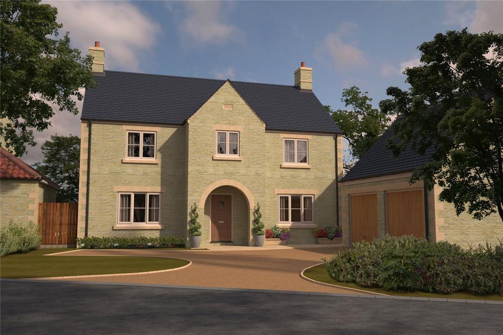 4 Bedrooms Detached House for sale in Plot 4, Hodgson Close, Wellhead Lane, Nocton, LN4
