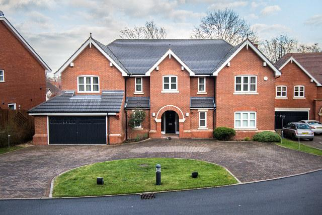5 Bedrooms Detached House for sale in Belwell Grange,Four Oaks,Sutton Coldfield
