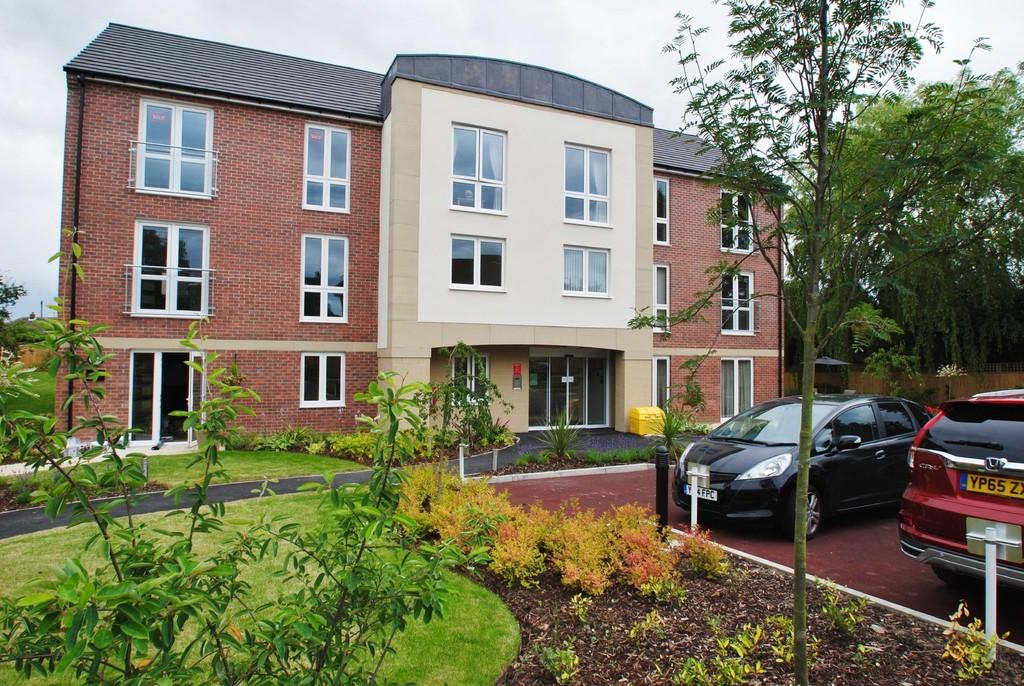 2 Bedrooms Apartment Flat for sale in Companions Court, Wickersley