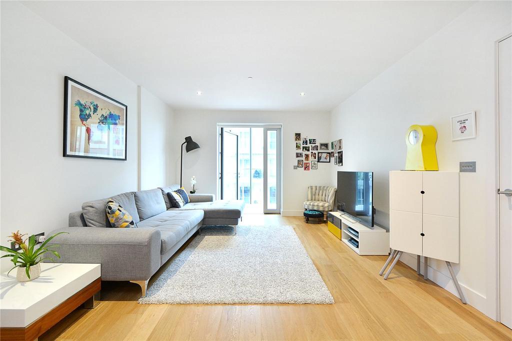 3 Bedrooms Flat for sale in Love Lane, Woolwich Arsenal, London