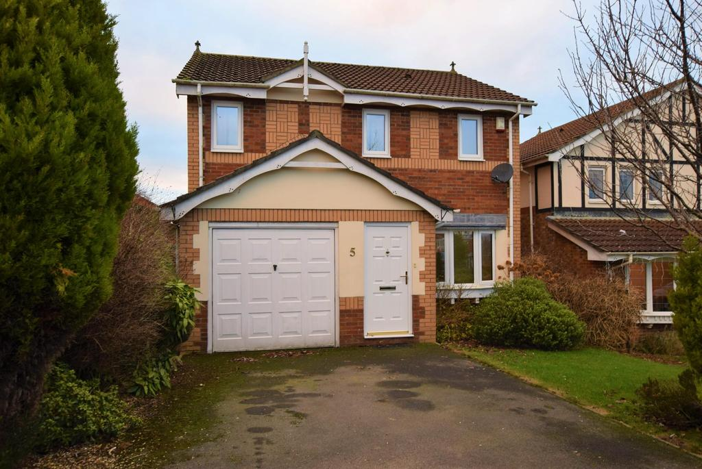 4 Bedrooms Detached House for sale in Bearpark