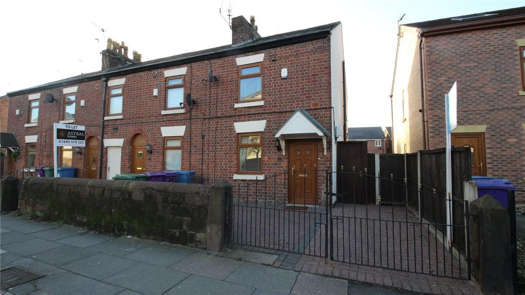 2 Bedrooms End Of Terrace House for sale in Croxteth Hall Lane, Croxteth, Liverpool, Merseyside, L11