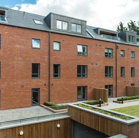 1 Bedroom Penthouse Flat for sale in A16, Shandon Gardens, 16/A Primrose Terrace, Edinburgh, Midlothian