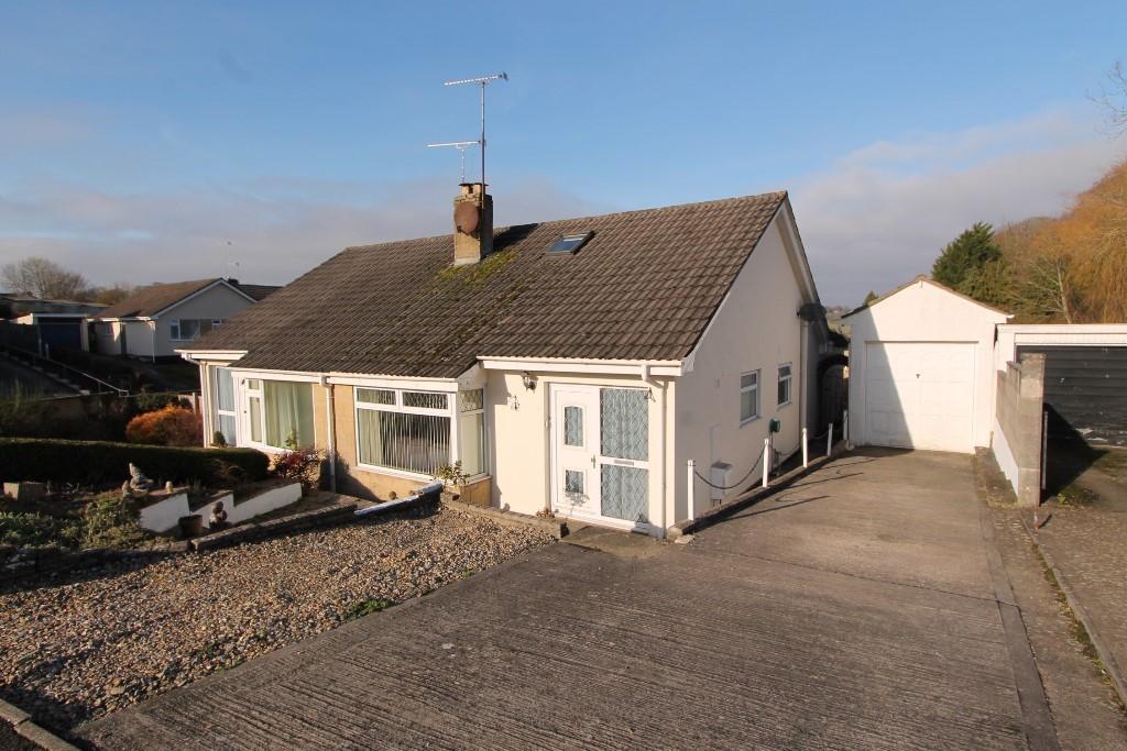 3 Bedrooms Semi Detached Bungalow for sale in Brookside Close, Paulton, Bristol