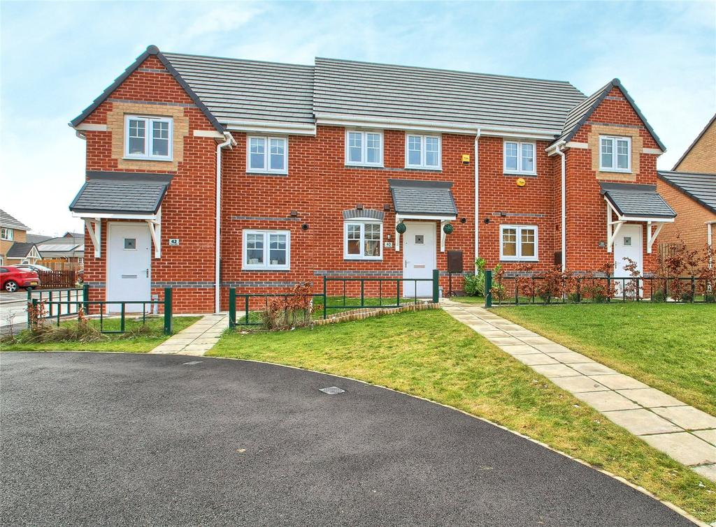 2 Bedrooms Terraced House for sale in Nevis Walk, Thornaby