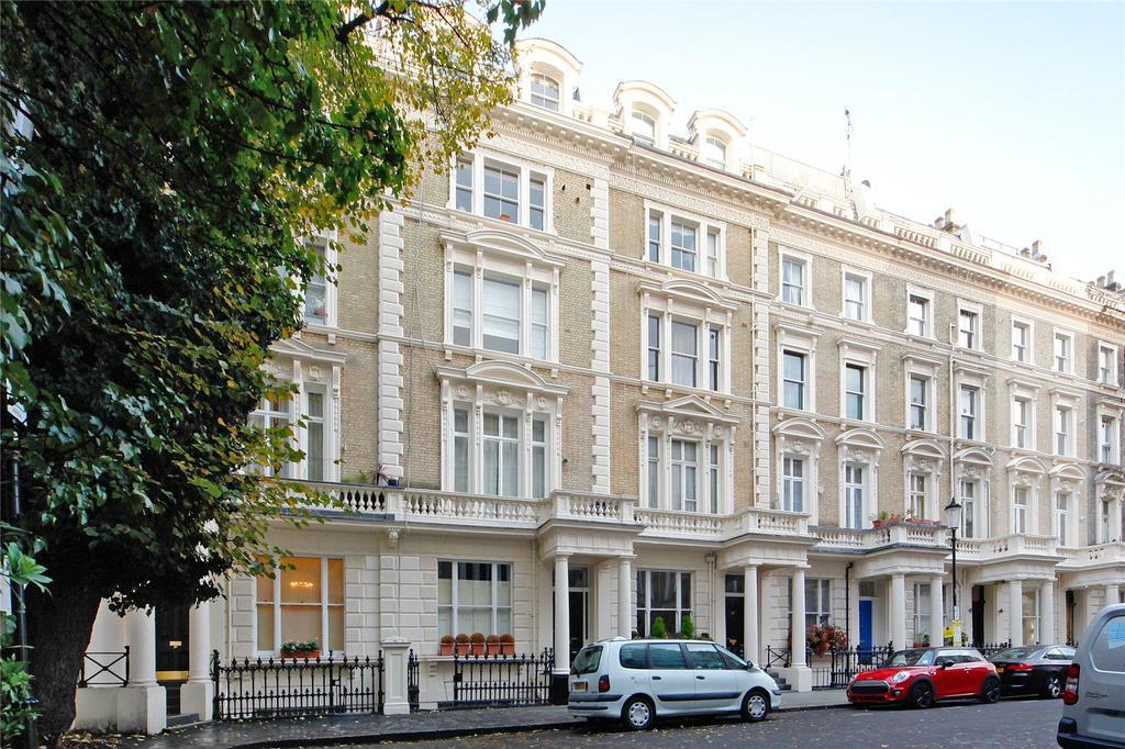 2 Bedrooms Flat for sale in Clanricarde Gardens, London
