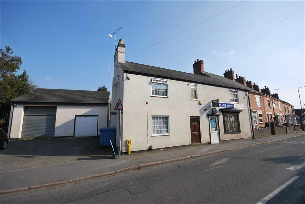3 Bedrooms Detached House for sale in High Street, Barwell, Leicestershire
