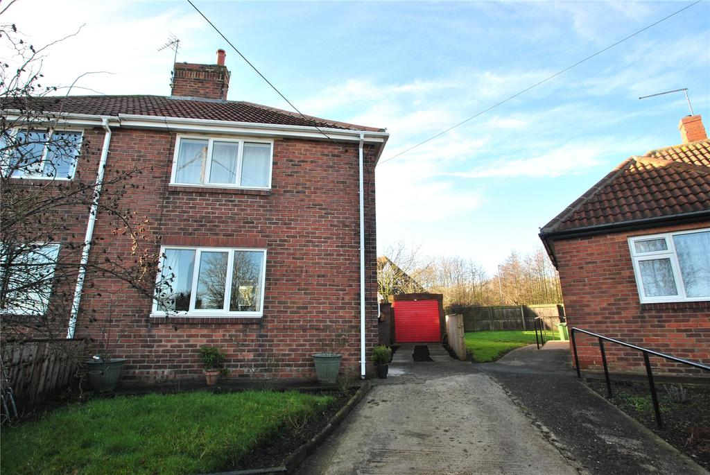 2 Bedrooms Semi Detached House for sale in Seaton Crescent, Seaham, Co. Durham, SR7