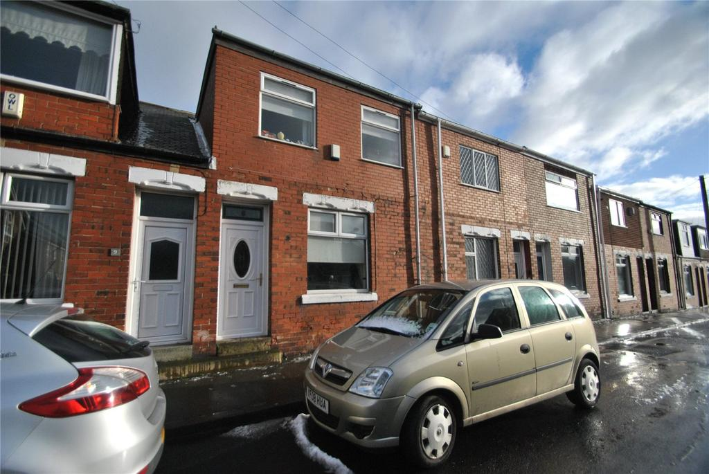 3 Bedrooms Terraced House for sale in Gregson Terrace, Seaham, Co. Durham, SR7