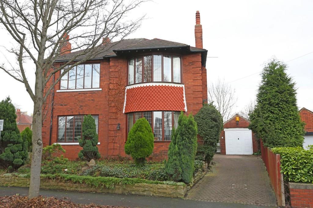 4 Bedrooms Detached House for sale in Kensington Road, St Johns