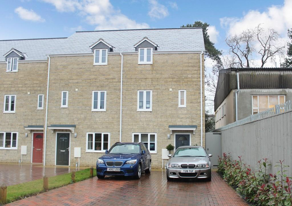 3 Bedrooms End Of Terrace House for sale in The Sidings, Shepton Mallet