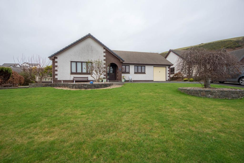 3 Bedrooms Detached Bungalow for sale in Llanfarian, Aberystwyth