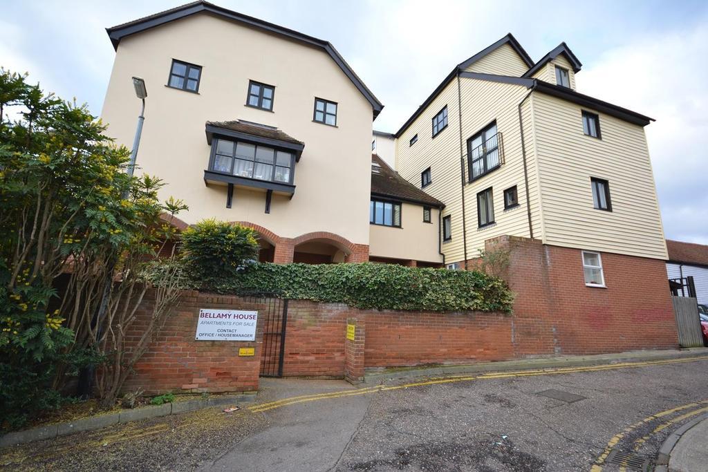 1 Bedroom Apartment Flat for sale in Bellamy House, New Street, Braintree, Essex, CM7