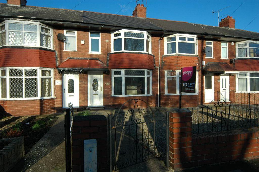 3 Bedrooms Terraced House for sale in Willerby Road, West Hull