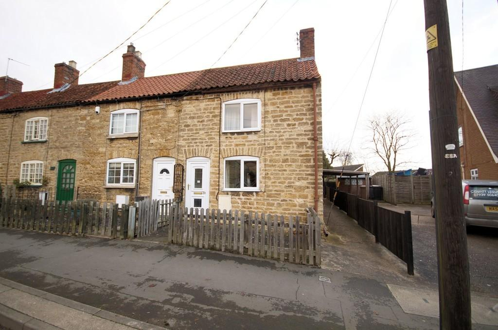 2 Bedrooms Cottage House for sale in Lincoln Road, Branston, Lincoln