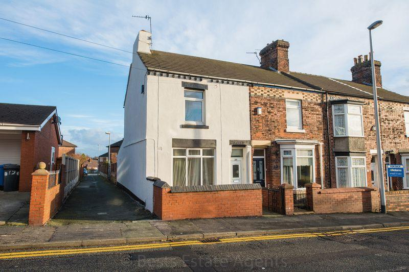 2 Bedrooms End Of Terrace House for sale in Heath Road South, Runcorn