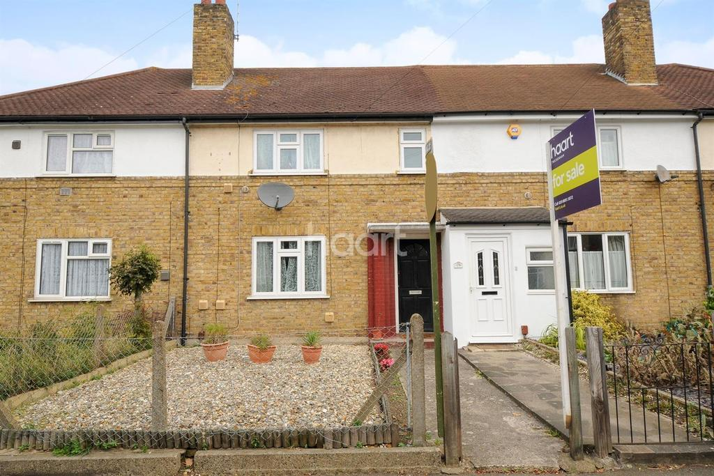 3 Bedrooms Terraced House for sale in Isleworth