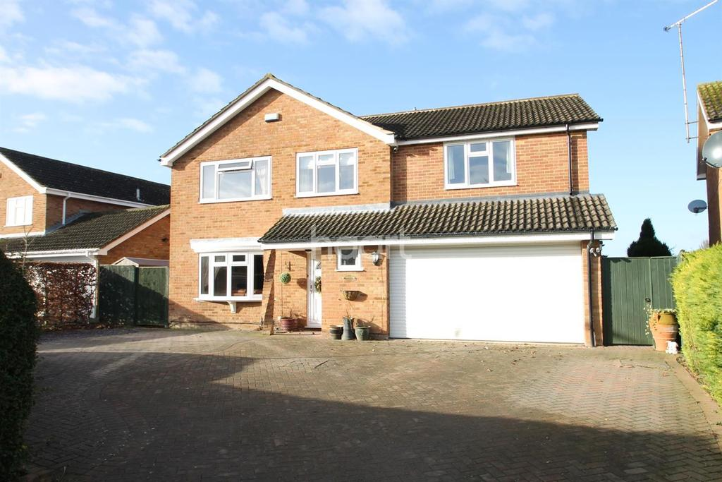 6 Bedrooms Detached House for sale in Kingsdown Park