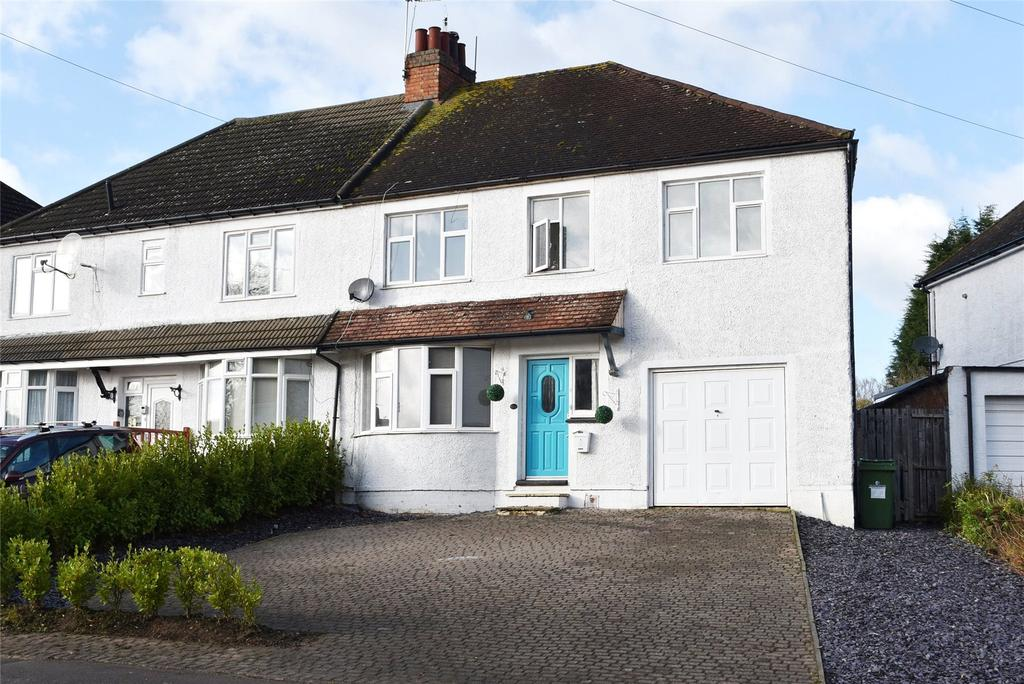 4 Bedrooms Semi Detached House for sale in Newton Road, Bletchley