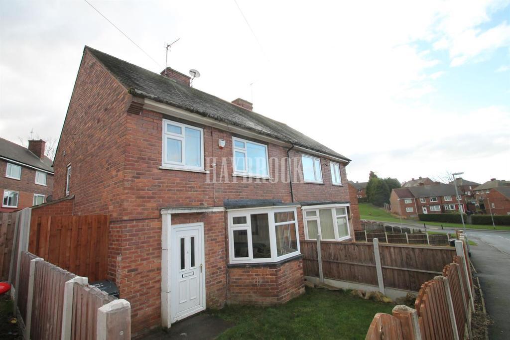 3 Bedrooms Semi Detached House for sale in Hawksworth Road, East Herringthorpe