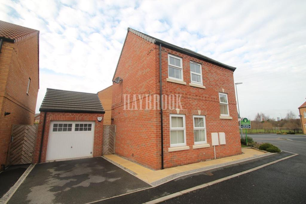 3 Bedrooms Detached House for sale in Johnsons Gardens, Wath upon-dearne
