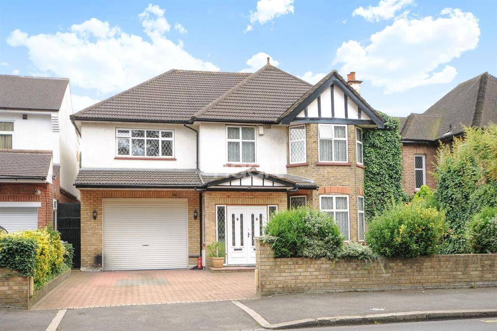 4 Bedrooms Detached House for sale in Osterley