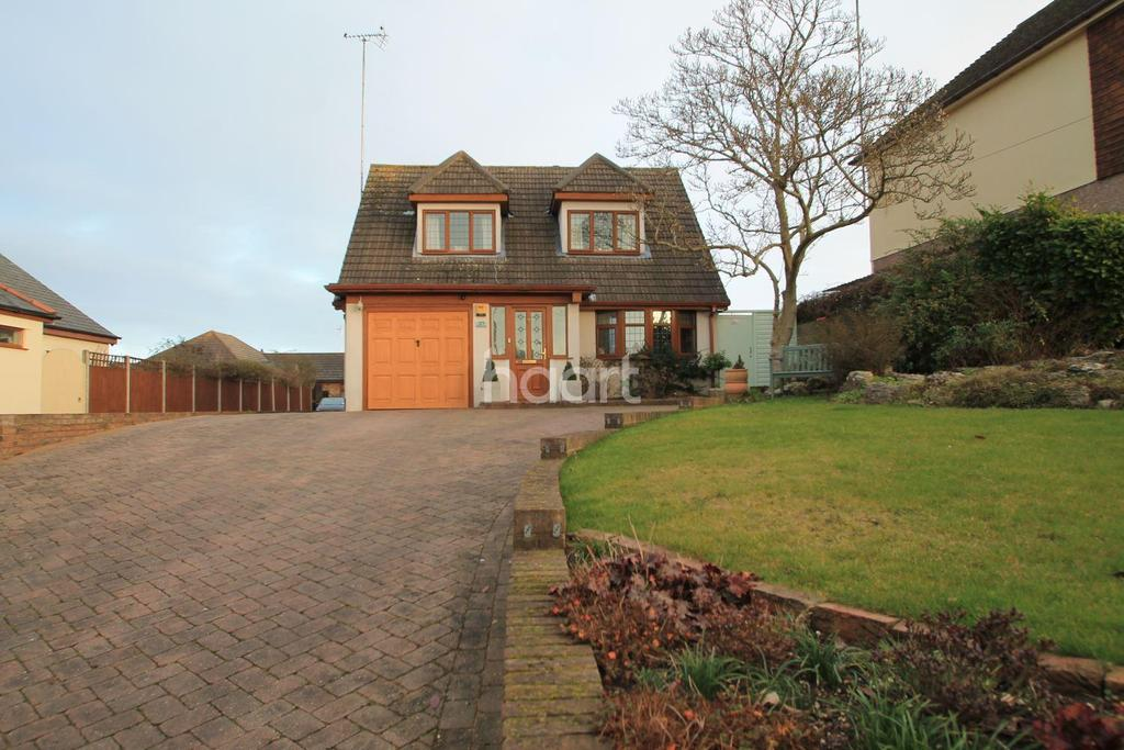 4 Bedrooms Detached House for sale in Bellhouse Road, Rayleigh