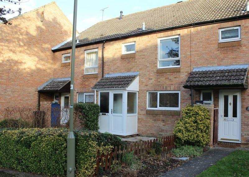 3 Bedrooms Terraced House for sale in Willow Walk, Wantage