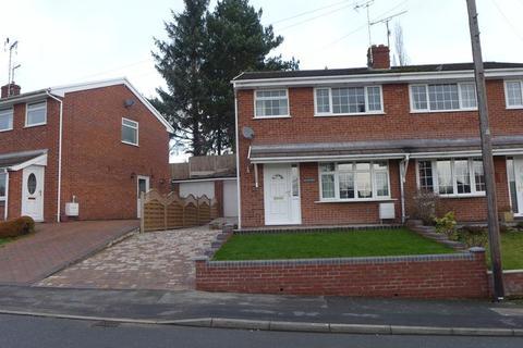 3 bedroom semi-detached house to rent - Trefynant Park, Acrefair