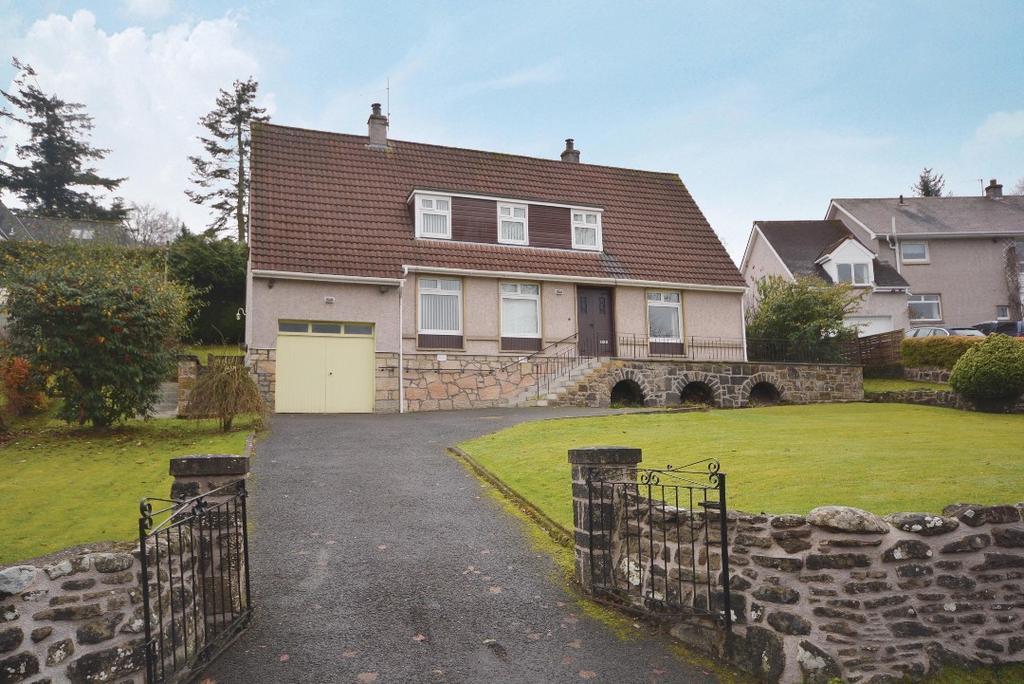 3 Bedrooms Detached House for sale in Glen Road, Bridge of Allan, Stirling, FK9 4TL