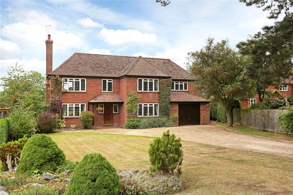4 Bedrooms Detached House for sale in Greys Road, Henley-on-Thames, Oxfordshire, RG9