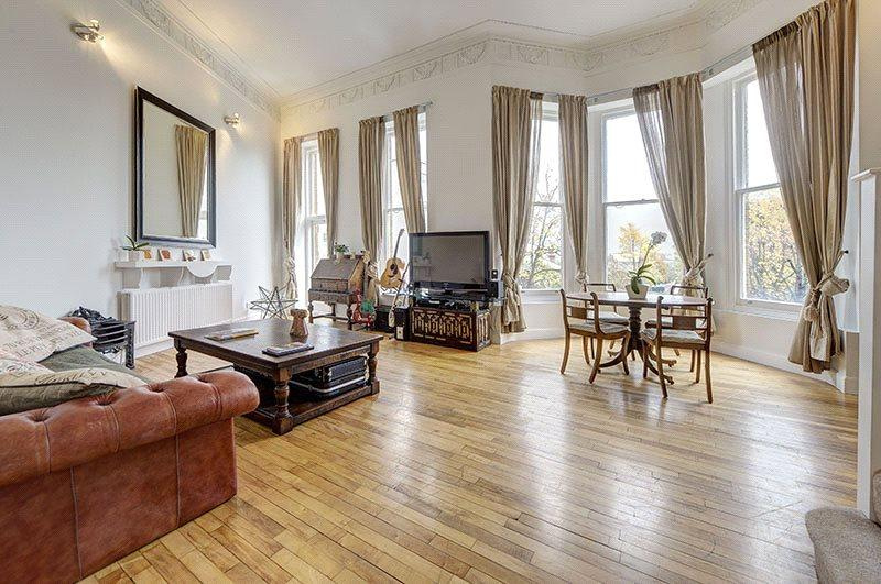 2 Bedrooms Flat for sale in Airlie Gardens, Kensington, London, W8