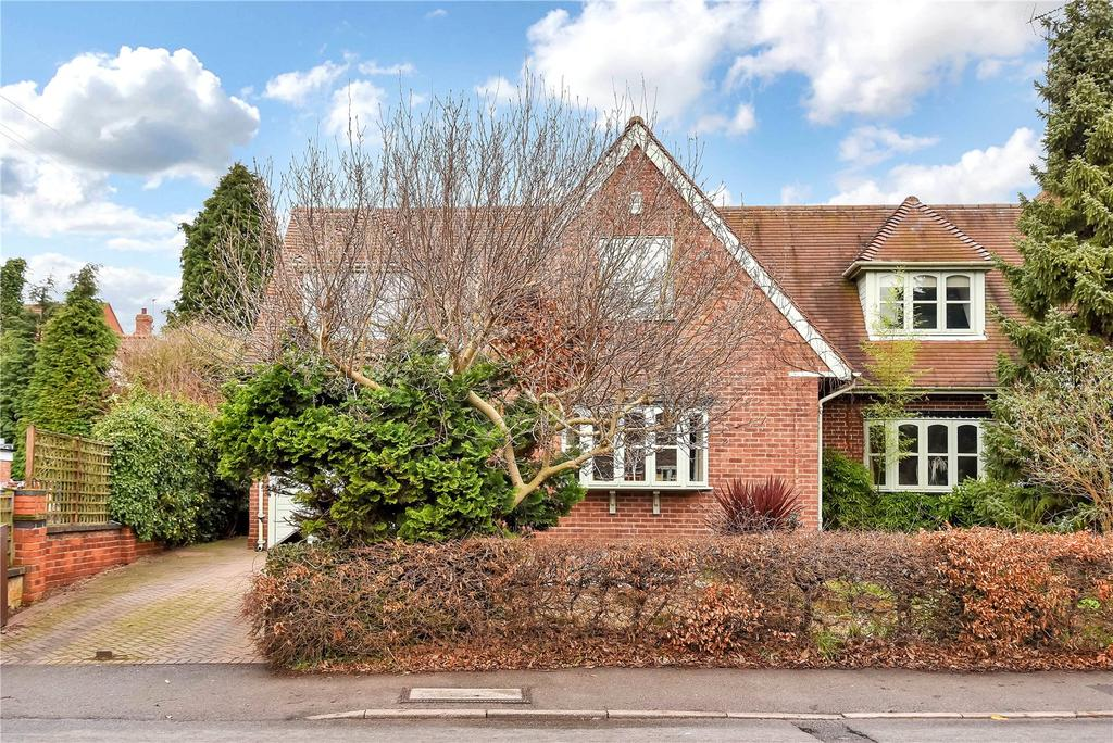 4 Bedrooms Detached House for sale in Main Street, Woodborough, Nottingham