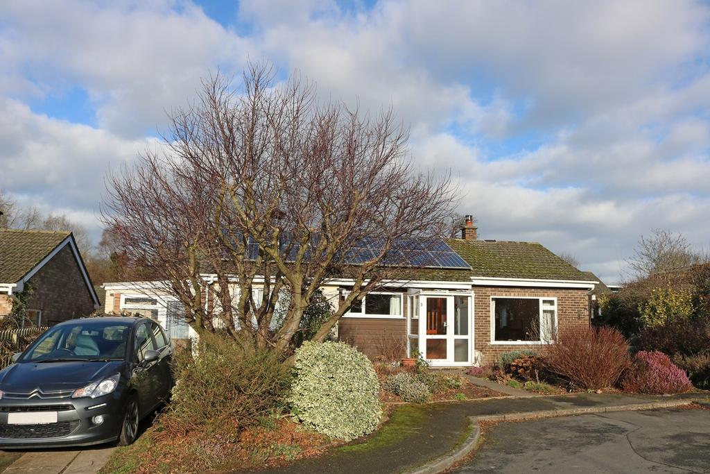 3 Bedrooms Detached Bungalow for sale in The Garth, Ledbury, HR8