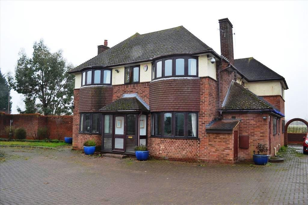 4 Bedrooms Detached House for sale in Thorncote Green, Hatch, Sandy, SG19
