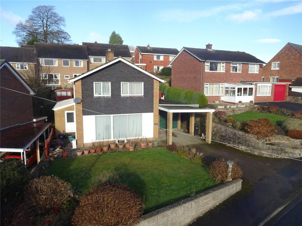3 Bedrooms Detached House for sale in Trem Dyffryn, Red Bank, Welshpool, Powys