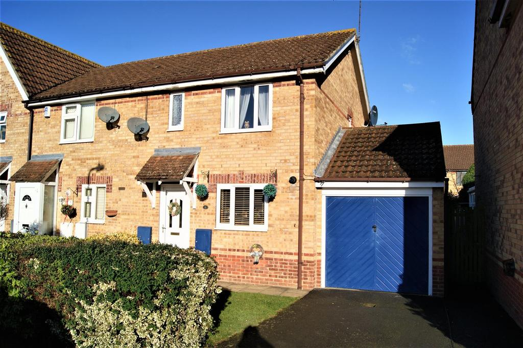3 Bedrooms End Of Terrace House for sale in Okement Grove, Long Lawford, Rugby