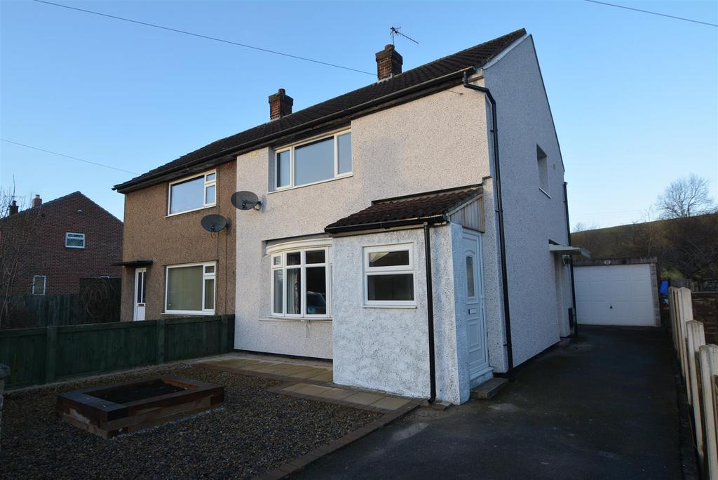 2 Bedrooms Semi Detached House for sale in Meagill Rise, Otley, Leeds
